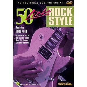 50 Licks Rock Style (DVD)