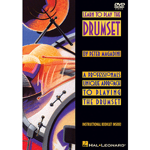 Learn to Play the Drumset (DVD)