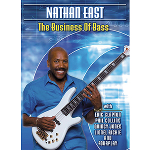 Nathan East - The Business of Bass (DVD)