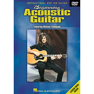 Beginning Acoustic Guitar (DVD)