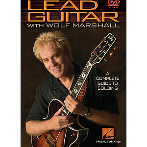 Lead Guitar with Wolf Marshall (DVD)