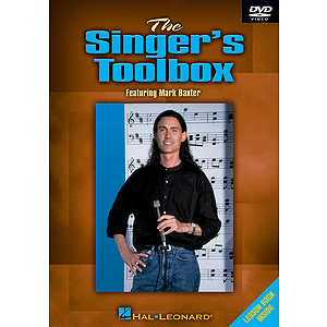 The Singer&#039;s Tool Box (DVD)
