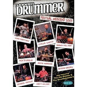 Modern Drummer Festival 2003 (DVD)
