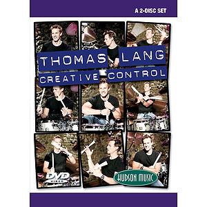 Thomas Lang - Creative Control (DVD)
