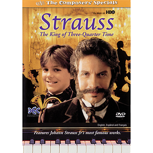 Strauss: The King of the Three Quarter Time