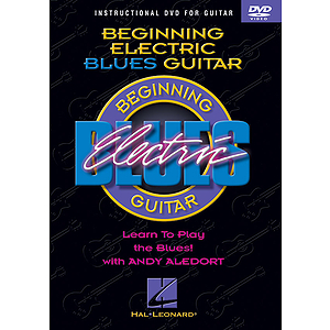 Beginning Electric Blues Guitar (DVD)