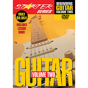 Beginning Guitar Volume Two (DVD)