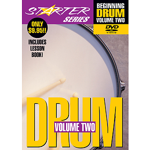 Beginning Drum Volume Two (DVD)