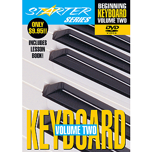 Beginning Keyboard Volume Two (DVD)