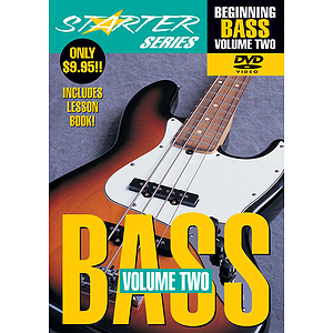 Beginning Bass Volume Two (DVD)