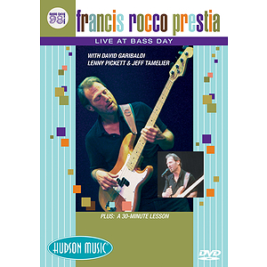Francis Rocco Prestia - Live at Bass Day 1998 (DVD)