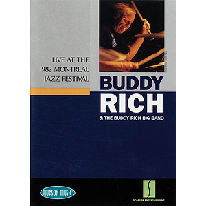 Buddy Rich - Live at the 1982 Montreal Jazz Festival (DVD)