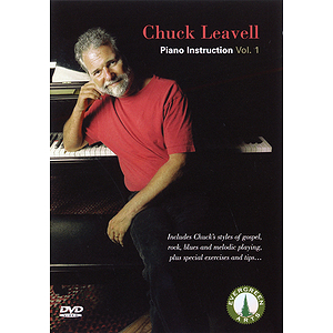 Chuck Leavell - Piano Instruction, Vol. 1 (DVD)