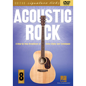 Acoustic Rock (DVD)