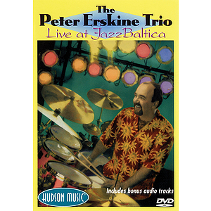 Peter Erskine Trio - Live at Jazz Baltica (DVD)