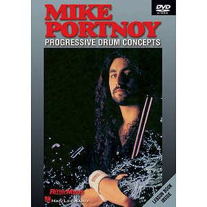 Mike Portnoy - Progressive Drum Concepts (DVD)