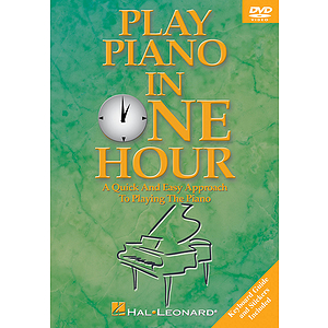 Play Piano in One Hour (DVD)