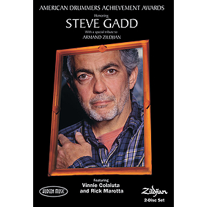 Steve Gadd - American Drummers Achievement Awards (DVD)