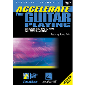 Accelerate Your Guitar Playing (DVD)