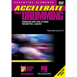 Accelerate Your Drumming (DVD)