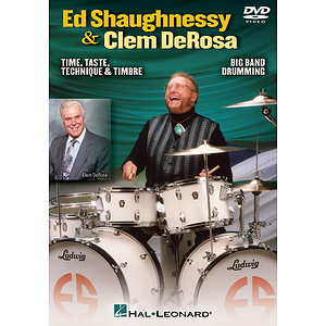 Ed Shaughnessy and Clem DeRosa (DVD)