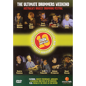 The Ultimate Drummers Weekend #10 (DVD)