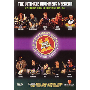 The Ultimate Drummers Weekend #11 (DVD)