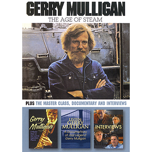 Gerry Mulligan - The Age of Steam (DVD)