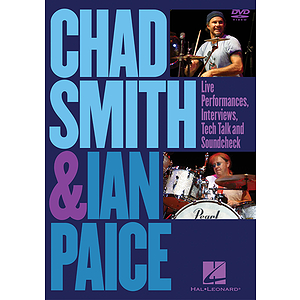 Chad Smith &amp; Ian Paice (DVD)