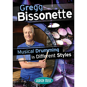 Gregg Bissonette - Musical Drumming in Different Styles (DVD)