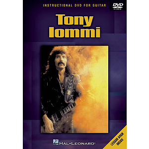 Tony Iommi (DVD)