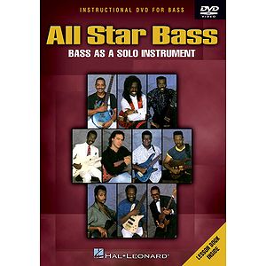 All Star Bass (DVD)