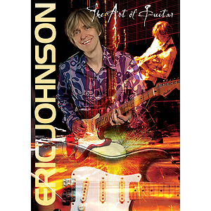 Eric Johnson - The Art of Guitar (DVD)