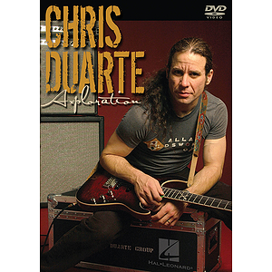 Chris Duarte - Axploration (DVD)