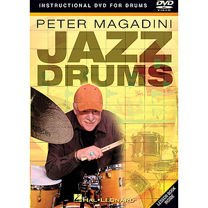 Peter Magadini - Jazz Drums (DVD)