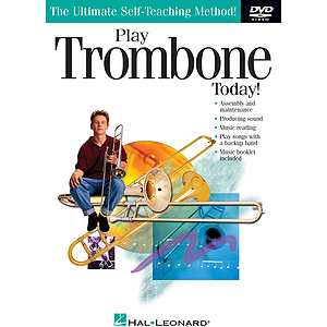 Play Trombone Today! (DVD)