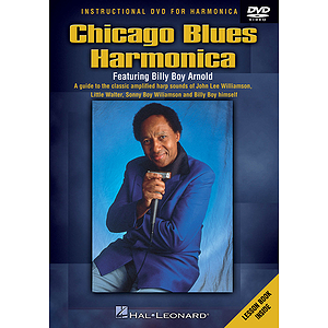 Chicago Blues Harmonica (DVD)