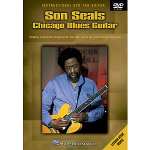 Son Seals - Chicago Blues Guitar (DVD)