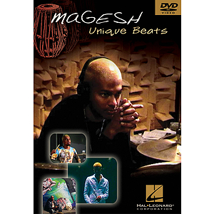 Magesh - Unique Beats (DVD)