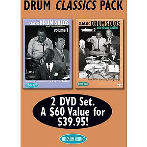 Drum Classics Pack (DVD)