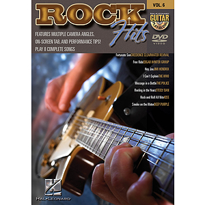 Rock Hits (DVD)