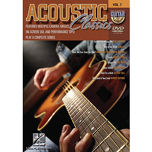 Acoustic Classics (DVD)