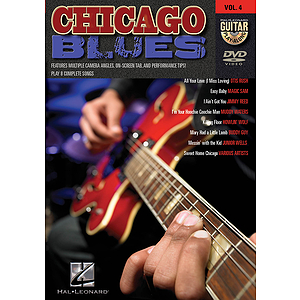 Chicago Blues (DVD)
