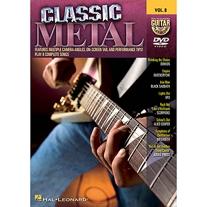 Classic Metal (DVD)