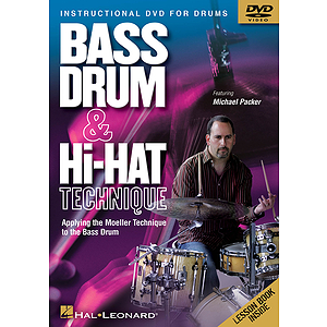 Bass Drum &amp; Hi-Hat Technique (DVD)