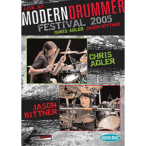 Chris Adler & Jason Bittner - Live at Modern Drummer Festival 2005 (DVD)