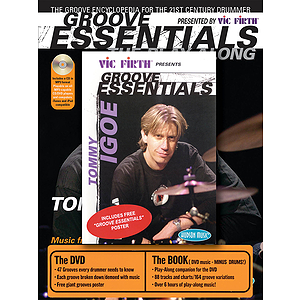 Tommy Igoe - Groove Essentials (DVD)