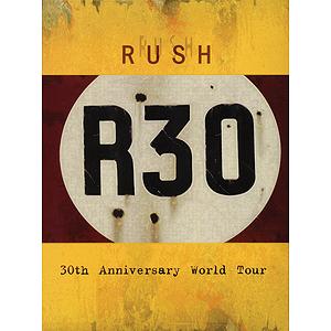 Rush - R30 (DVD)