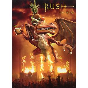Rush - In Rio (DVD)