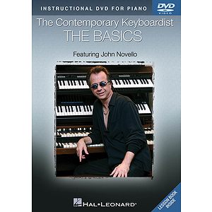 The Contemporary Keyboardist - The Basics (DVD)
